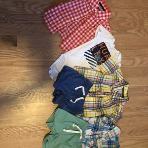 Boys size 6 month lot